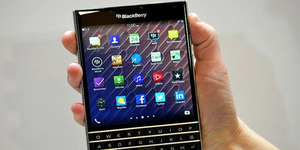 Kiprah Ponsel BlackBerry 10 Berakhir