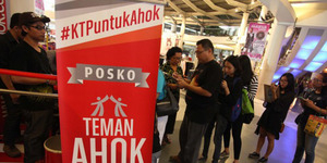 KTP Ahok Maju Independen Terpenuhi, Habiburokhman Kapan Terjun dari Monas?