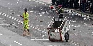 Lamar Jadi Tukang Sapu, Pria Brebes Suruh Bayar Rp 10 Juta