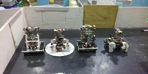 Mahasiswa Semarang Juarai Kontes Robot di Amerika