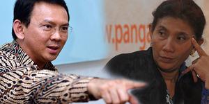 Menteri Susi Jadi Calon Gubernur Jakarta, Ahok: Tak Jadi Masalah