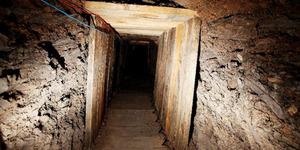 Narkoba 9 Ton Disita dari Terowongan Kartel Meksiko