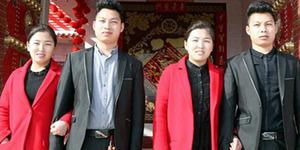 Ogah Pasangan Tertukar, Kembar Identik Jalani Operasi Plastik