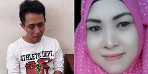Pemutilasi Ibu Hamil Tangerang Diringkus di Surabaya