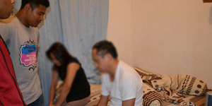 Polisi Bantaeng Digerebek Asyik Keloni Istri Orang Lain