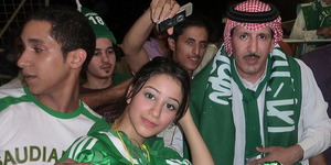 Polisi Saudi Tangkap Suporter Dukun Baca Mantra