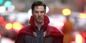 Poster Doctor Strange Tampilkan Kekuatan Keren Benedict Cumberbatch