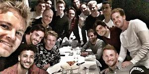 Rio Haryanto Tak Makan Malam Bersama Pembalap F1, Dianaktirikan?