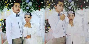 Sederhana, Revaldo Gelar Pesta Pernikahan di Hotel Sendiri