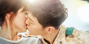 Song Couple 100 Kali Ciuman di Descendants of the Sun