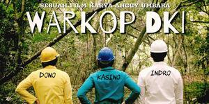 Teaser Warkop DKI Reborn Tampilkan Sosok Dono, Kasino, Indro