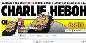 Tim Bareskrim Blokir Akun FB Charlie Heboh Penghina Islam