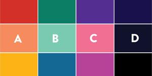 Ungkap Kepribadian dari Gradasi Warna Pilihan Anda