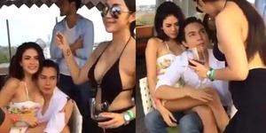 Video Hot Baim Wong Pangku Nikita Mirzani Ternyata Cuma Film!