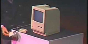 Video Langka Steve Jobs Pamer Komputer Pertama 'Macintosh'