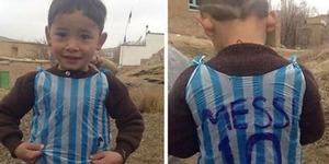 Keluarga Bocah Afganistan 'Jersey Kresek' Messi Diusir Taliban