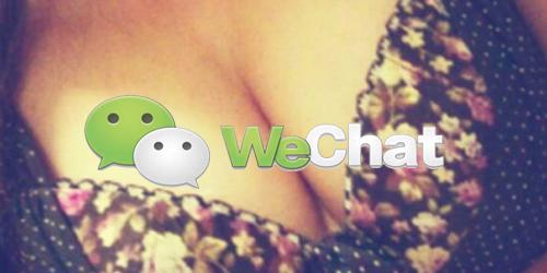 Aplikasi WeChat Mengadakan Kontes Foto Payudara Cantik ?