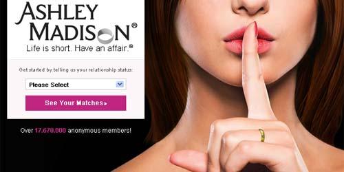 Ashley Madison, Jejaring Sosial untuk Selingkuh
