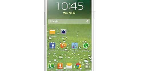 Bocoran Desain Samsung Galaxy S4