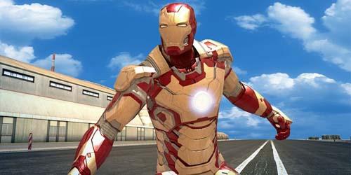 Game Iron Man 3 Hadir di Android dan iOS, Gratis!