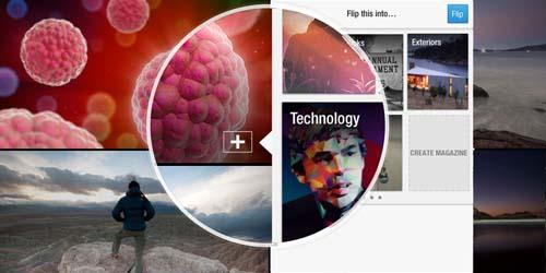 Kamu Bisa Bikin Majalah Keren dengan Aplikasi Flipboard 2.0