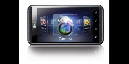 LG Optimus 3D, Ponsel 3D Pertama di Dunia!