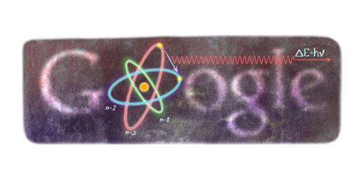 Niels Bohr Sang Penemu Teori Struktur Atom