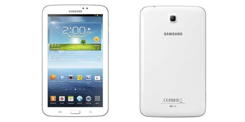 Samsung Kenalkan Galaxy Tab 3 Layar 7inci