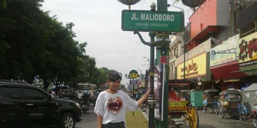 Sepanjang Jalan Malioboro kini Free WiFi b697a535a3