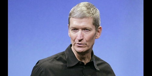 Tim Cook Pengganti Steve Jobs CEO Apple Seorang Homo
