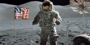 2020, Astronot Akan Tinggal di Bulan