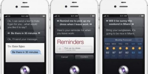 Alasan Kenapa Fitur SIRI iPhone bersuara Wanita