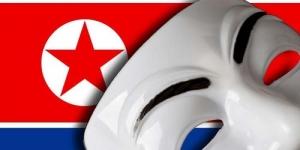 Anonymous Korea Serang Situs Pemerintahan Korea Utara