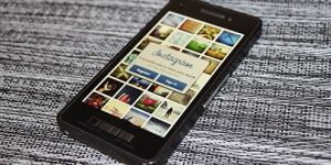 BlackBerry 10 Juga Gandeng Instagram?