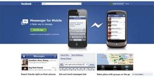 Chat Facebook Dimana Saja dengan Facebook Messenger