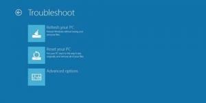 Dengan Windows 8 Tidak Perlu Repot Install Ulang