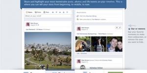 Facebook Timeline Fitur Terbaru Facebook
