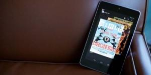 Google Luncurkan Tablet Murah 'Nexus 7'