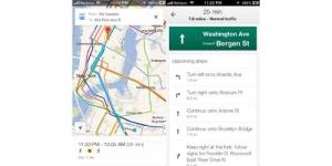 Google Maps Hadir di iOS