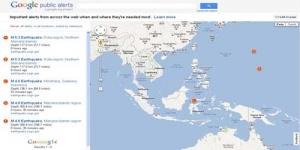 Google Punya Peta Bencana Alam