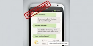 HTC Siap Rilis Fitur Tandingan 'Siri' Apple