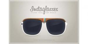 Instaglasses Kacamata Khusus untuk Ambil Foto Instagram