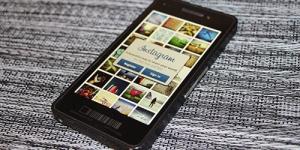 Instagram Muncul di BlackBerry Z10