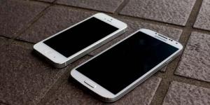 iPhone 5 Lebih Kuat Daripada Samsung Galaxy S4