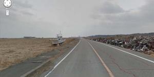 Melihat Kondisi Bekas Reaktor Nuklir Fukushima dengan Google Street View