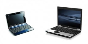 Perbedaan Netbook dan Notebook