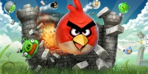 Taman Hiburan Angry Birds Ilegal di China