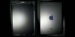 Tampilan iPad Mini Bocor!