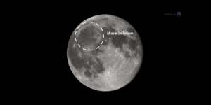 Terjadi Ledakan Meteorid Terbesar di Bulan