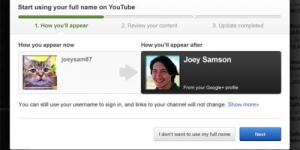 Youtube Wajibkan User Pakai Nama Asli Saat Tulis Komentar